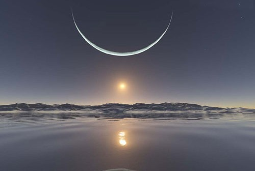 north-pole-moon2