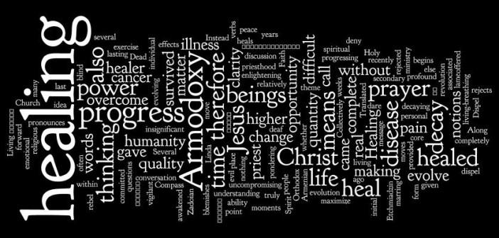 Healing-Wordle
