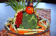 Thanksgiving-turkey-vegetable-tray-ideas