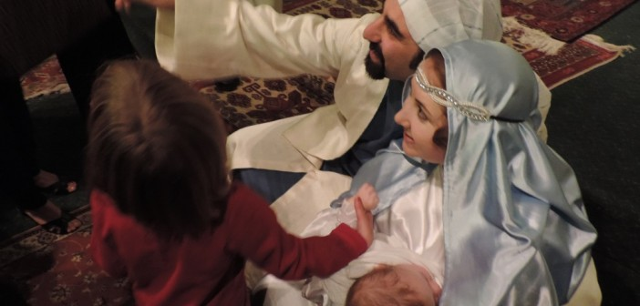 Christmas Eve Service - Holy Family