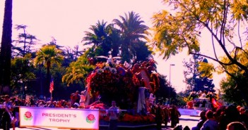 Armenian Float at Rose Parade