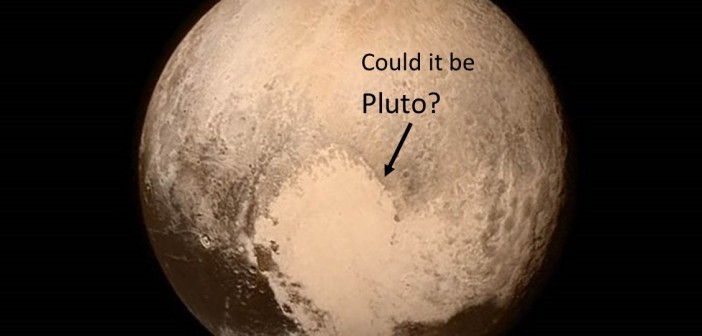 Could it be Pluto