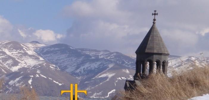 Salvation at Sevan (2009) by Fr. Vazken