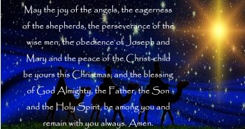 Obedience on Christmas Eve